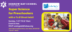 Super Science for Preschoolers!