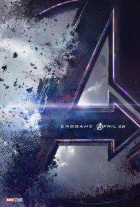 Avengers: Endgame - April 26