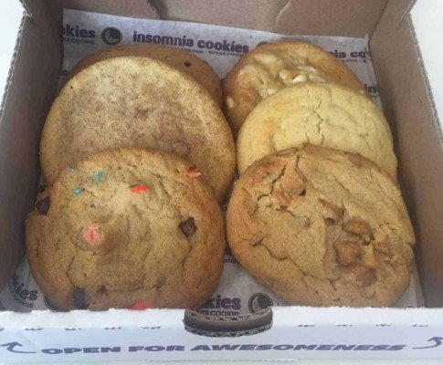 Ann Arbor Insomnia Cookies