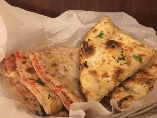 Shalimar Ann Arbor Restaurant Review - Naan