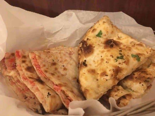 Shalimar Ann Arbor Restaurant Review - Naan