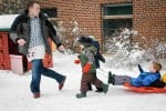 Ann Arbor Nursery - Snow Fun