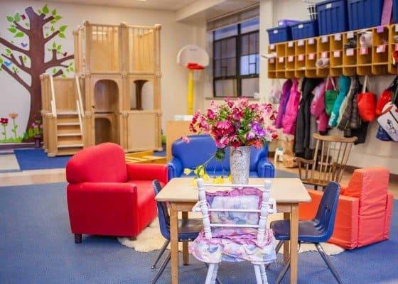 Triangle Cooperative Preschool - Classroom
