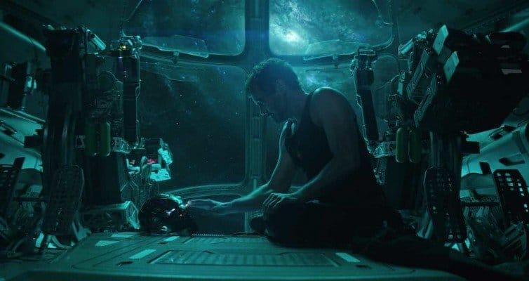 Avengers Endgame - Tony Stark Stranded