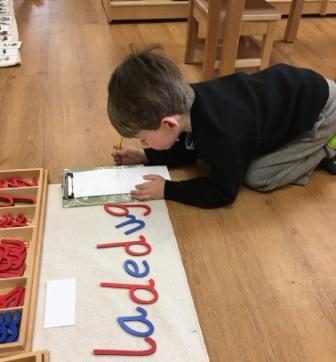 Ann Arbor Children'w House Montessori