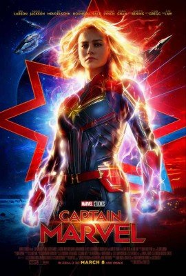 Captain Marvel - Poster
