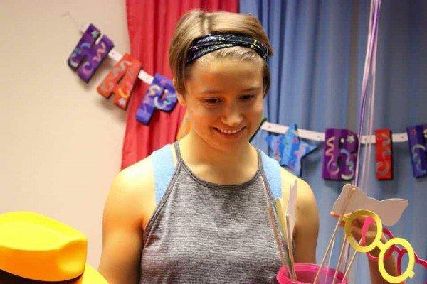 Peachy Fitness Birthday Parties - Host