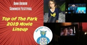 Top of the Park Movie LIneup