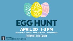 Ann Arbor Egg Hunt at Eberwhite