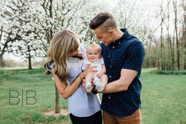 Spring Mini Session with Brittany Bennion Photography