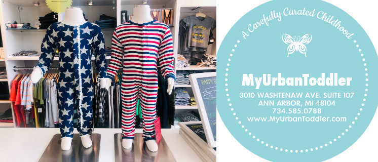 Find Perfect Outfits for Fireworks at My Urban Toddler in Arbor Hills