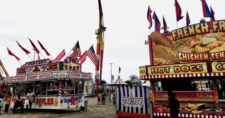 2019 Ann Arbor Jaycees Carnival - Food