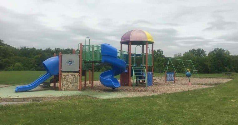 Ann Arbor Foxfire North - Playground