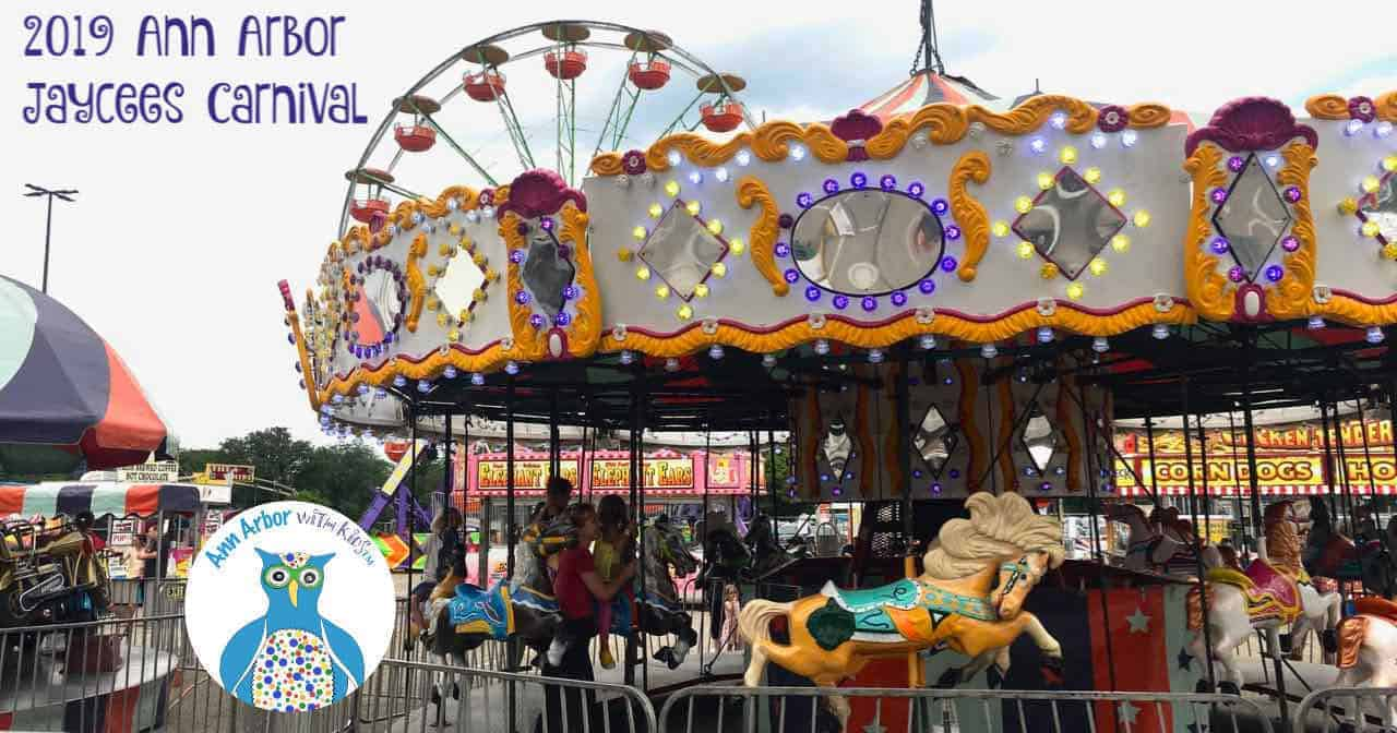 2019 Ann Arbor Carnivals and Fairs (with Rides) | Ann Arbor with Kids