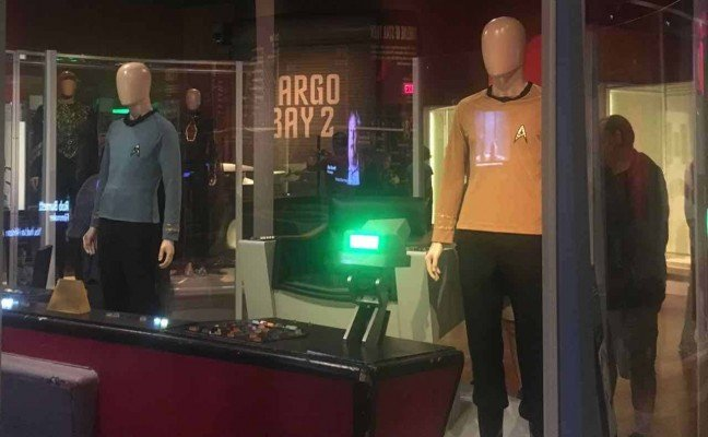 Star Trek Exploring New Worlds - Henry Ford Museum - Original Series Costumes