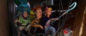 Toy Story - Bo Peep, Buzz, Woody, Bunny & Ducky