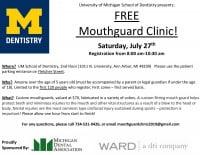 Mouthguard Clinic