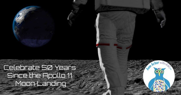 Ann Arbor Moon Landing Celebrations - 50 Years since Apollo 11