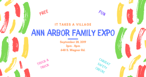 Ann Arbor Family Expo