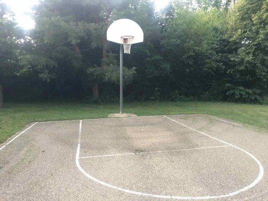 Ann Arbor's Las Vegas Park - Basketball
