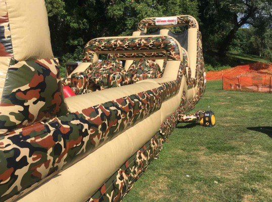 YpsiFest - Obstacle Course