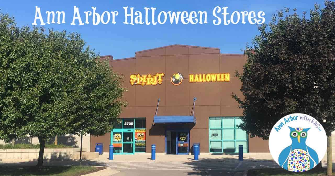 Halloween Ann Arbor 2020 Ann Arbor Halloween Stores   Where to Shop for Halloween Costumes
