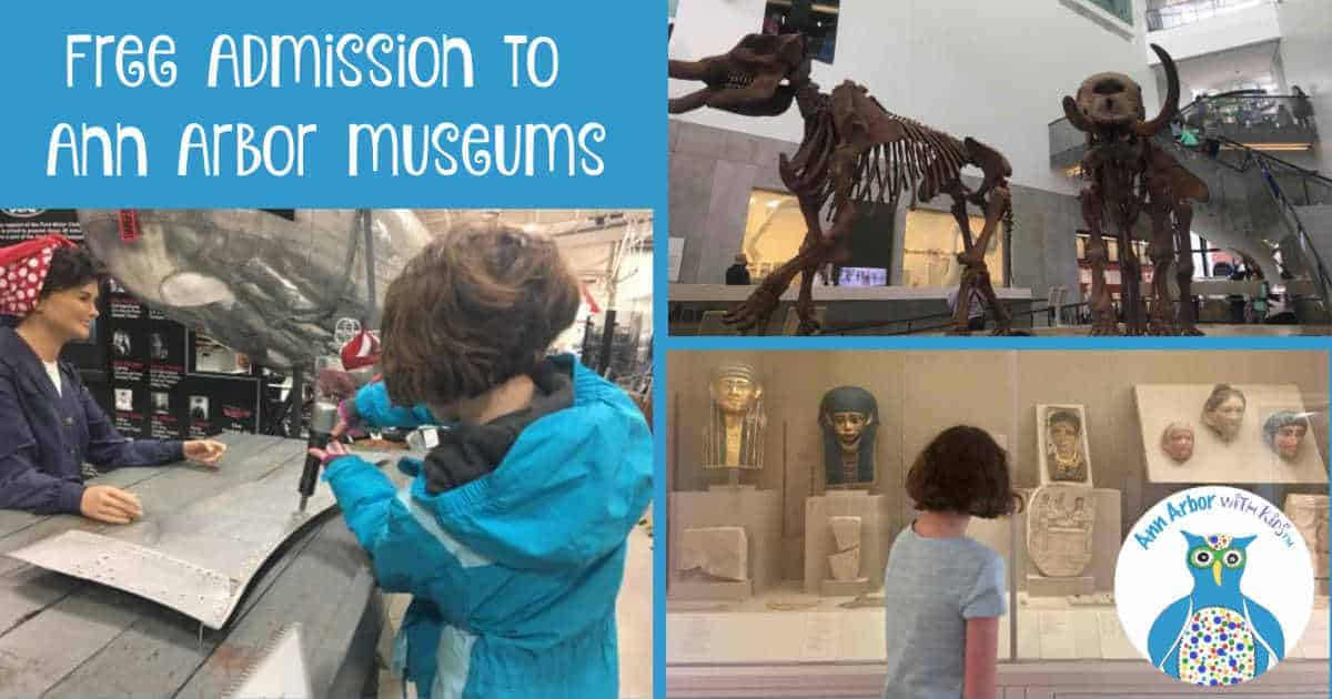 Free Ann Arbor Museums