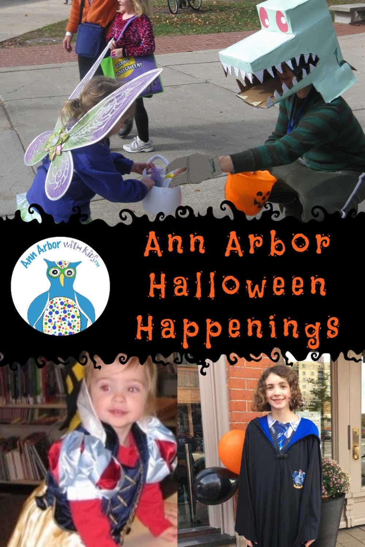 Ann Arbor Halloween Happenings - Share on Pinterest