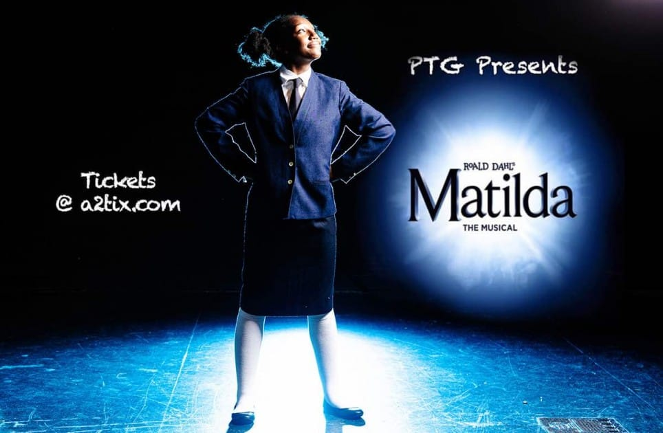PTG Presents Roald Dahl's Matilda The Musical - Tickets at a2tix.com