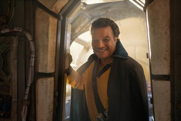 Star Wars: The Rise of Skywalker-Lando Calrissian returns