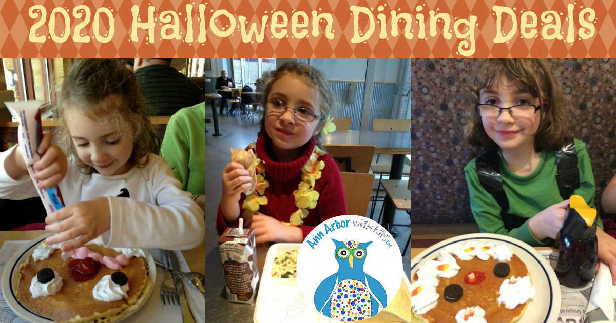 2020 Halloween Dining Deals