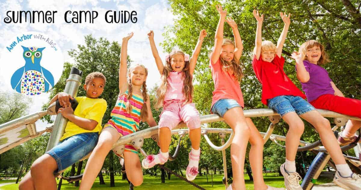 Ann Arbor Summer Camp Guide
