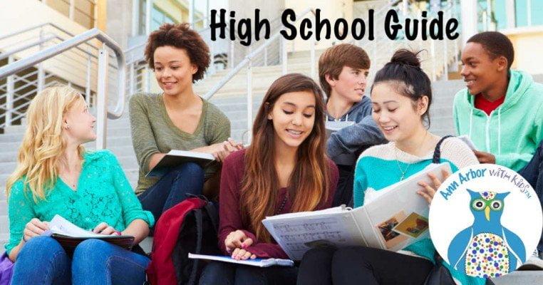 Ann Arbor High School Guide for 2020-2021