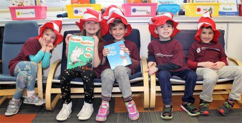Horton Hears Hebrew - Hebrew Day School