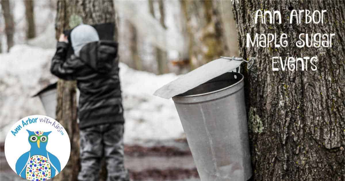 Ann Arbor Maple Sugar Events