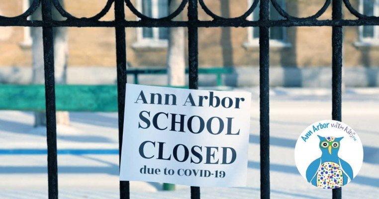 Ann Arbor Schools Closed