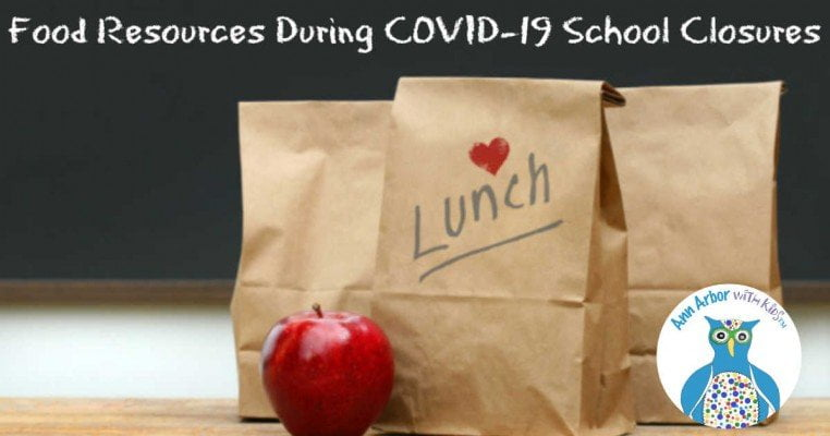Ann Arbor School Lunches During COVID-19 Closures