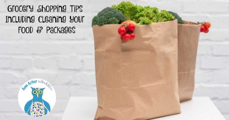 Grocery Shopping Tips -