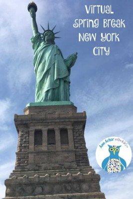 Virtual Spring Break New York City