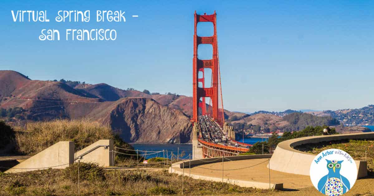 Virtual Spring Break - San Francisco
