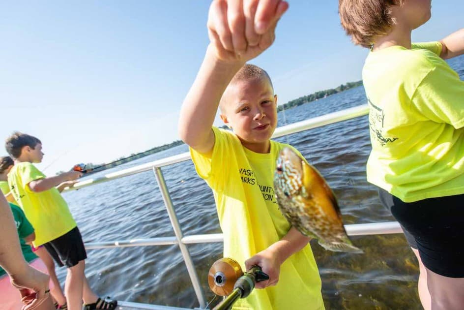 Summer Day Camp - Fishing