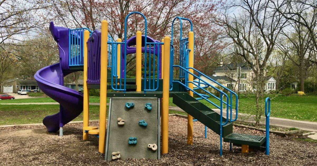 Ann Arbor Beckley Park Structure