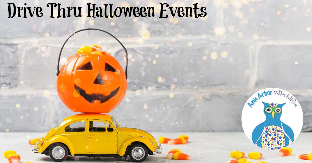 Ann Arbor Drive Thru Halloween Events