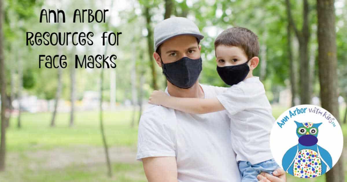 Ann Arbor Face Masks