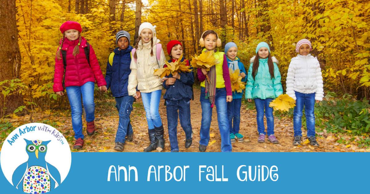 Ann Arbor Fall Guide