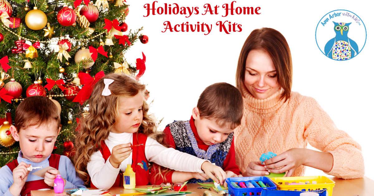 Ann Arbor Holiday Activity Kit