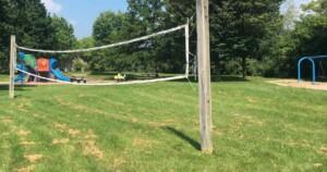 Burr Oak Park Volleyball