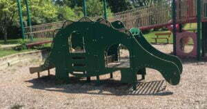 Garden Homes Park - Dinosaur Mini-Structure