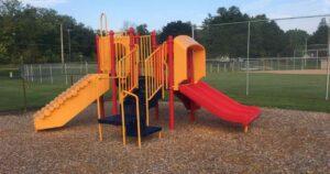 Kirk Park Structure
