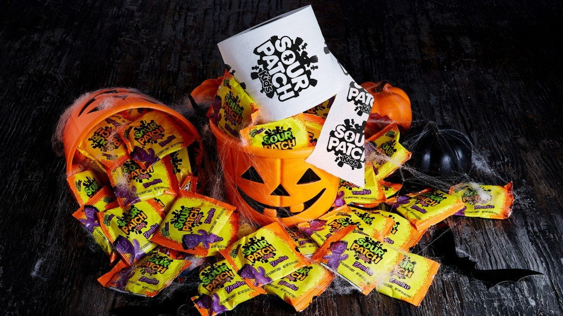 SOUR PATCH Kids Reverse Trick or Treat (credit: Sour Patch Kids)